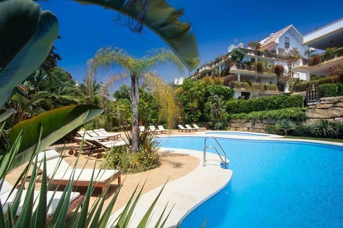 Bild: 3 rum bostadsrätt på Ljus Lägenhet på The Golden Mile, Spanien Marbella - The Golden Mile