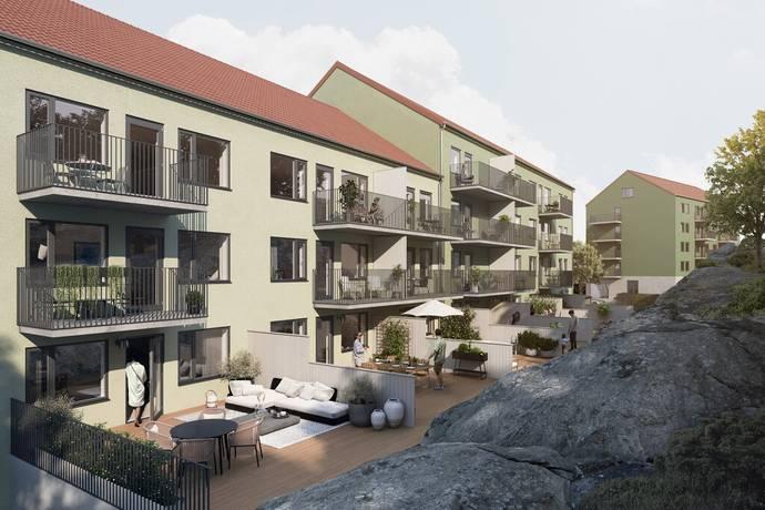 Bild: 2 rum bostadsrätt på Ärlegatan, Göteborgs kommun