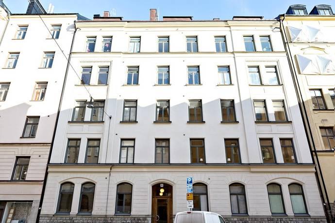 Bild: 1 rum bostadsrätt på Västmannagatan 86, 3 tr, Stockholms kommun VASASTAN