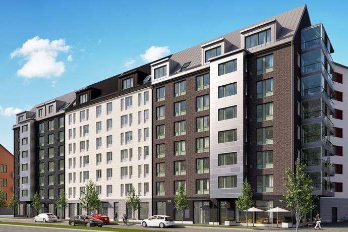 Bild: 4 rum bostadsrätt på Nya Tanneforsvägen 22 B, Linköpings kommun Tannefors