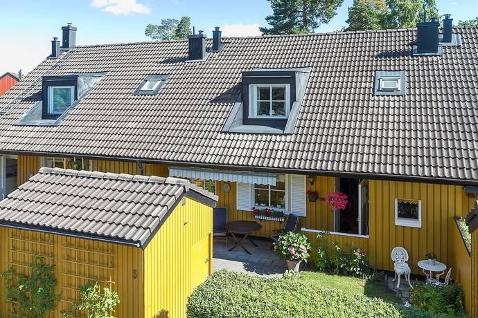 Bild: 5 rum radhus på Asktunet 5, Lidingö kommun Rudboda