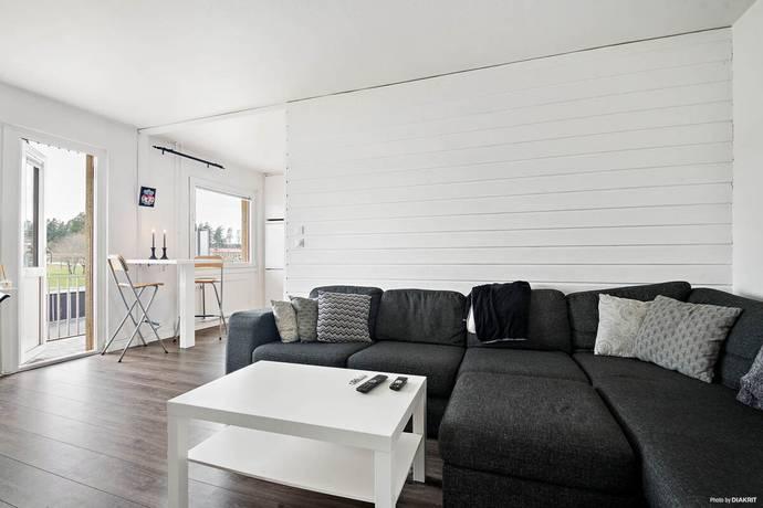 Bild: 3 rum bostadsrätt på Åkersgatan 52, Nässjö kommun Åker