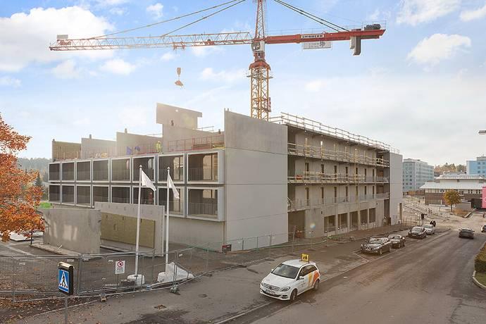 Bild: 1 rum bostadsrätt på Drabantvägen 7C, Upplands Väsby kommun Centralt