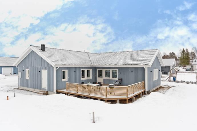 Bild: 5 rum villa på Flisvägen  36, Umeå kommun Hörnefors
