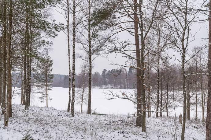 Bild: tomt på Nabben, del av fastigheten Rånnaväg 17:1 tomt nr. 1, Ulricehamns kommun Rånnaväg