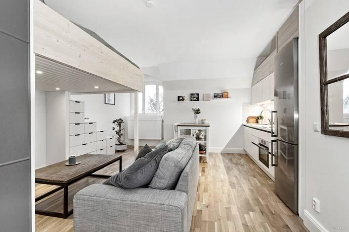Bild: 1 rum bostadsrätt på Grenadjärsvägen 10, Vaxholms kommun Rindö