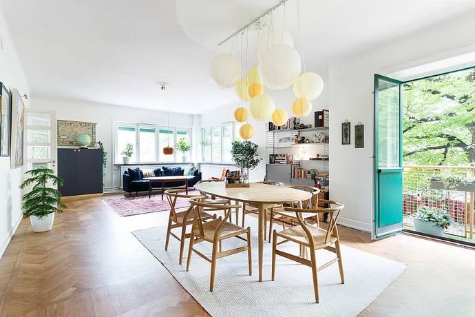 Bild: 4 rum bostadsrätt på Garvargatan 22, 1,5 tr, Stockholms kommun Kungsholmen