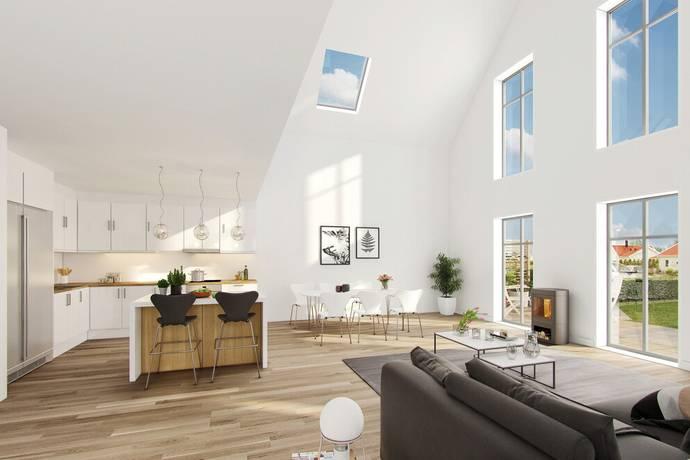 Bild: 5 rum villa på Mjärdesvägen 21, Ystads kommun