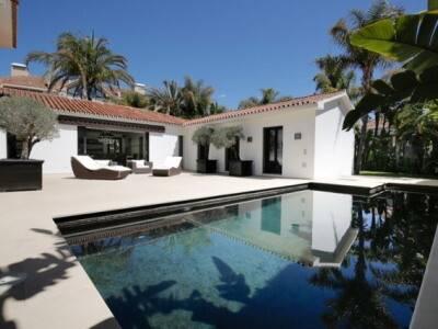 Bild: 4 rum villa på Villa, Marbella - Los Monteros - Costa del Sol, ES, Spanien Los Monteros