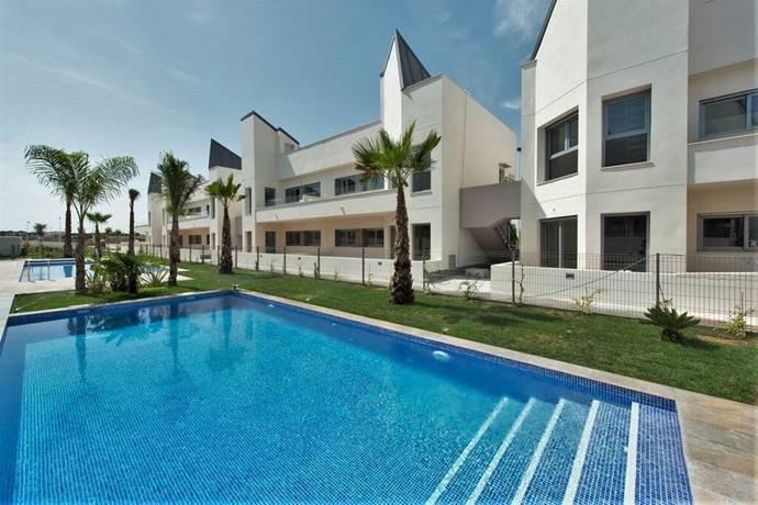 Bild: 4 rum bostadsrätt på Amalia Bungalow, 4 rum m trädgård, Spanien Costa Blanca-Torrevieja