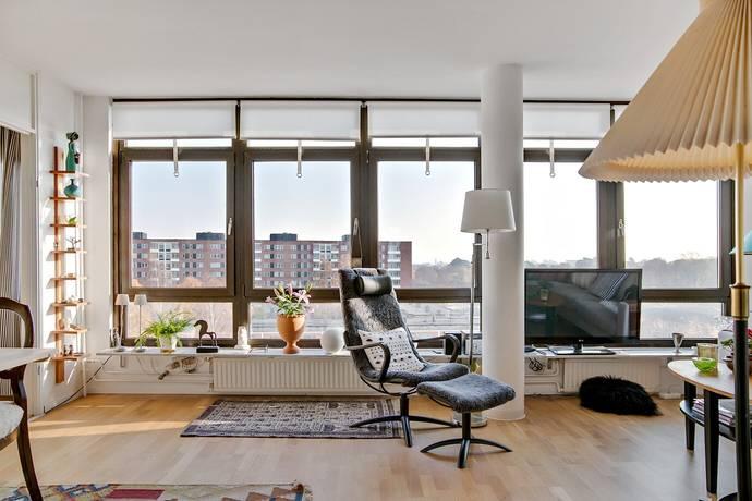 Bild: 3 rum bostadsrätt på Sunnanväg 14R, Lunds kommun Klostergården