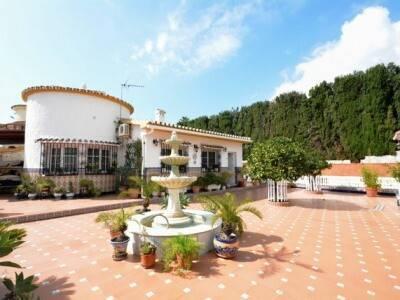 Bild: 3 rum villa på Villa,  Benalmadena - Costa del Sol (All), ES, Spanien Benalmadena - Costa del Sol