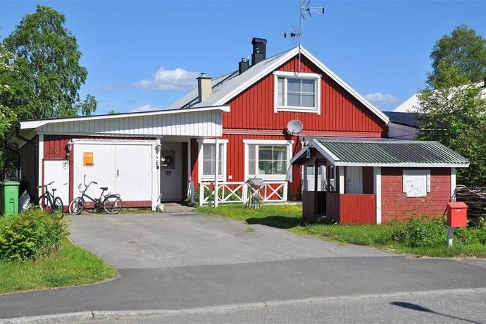 Bild: 5 rum radhus på Antmans väg 36, Haparanda kommun Närsta