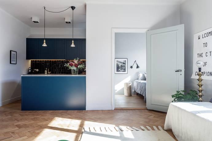 Bild: 2 rum bostadsrätt på Katarina Bangata 25, Stockholms kommun Södermalm