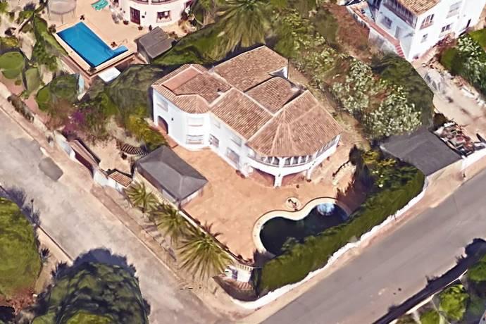Bild: villa på BENITACHELL - JAVEA, Spanien MARINA ALTA - COSTA BLANCA