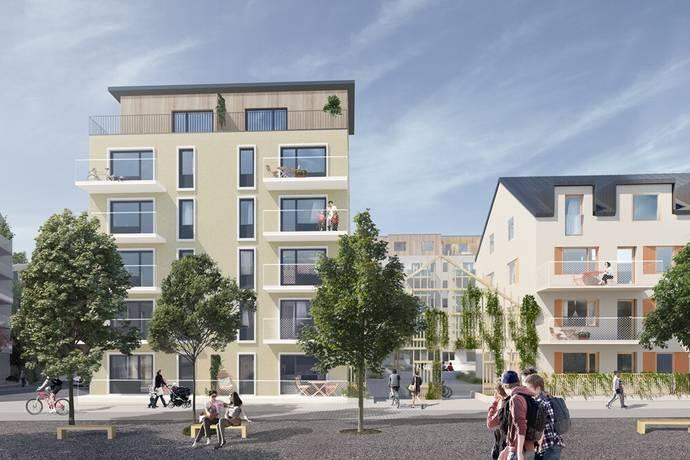 Bild: 2 rum bostadsrätt på Brf Klövern, Täby kommun Täby Park