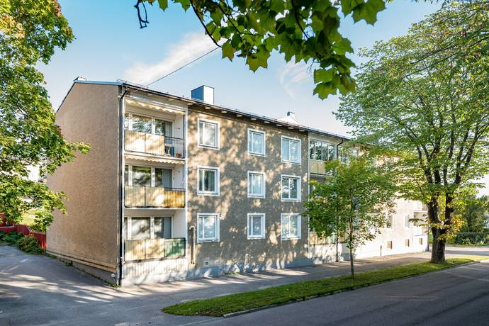 Bild: 3 rum bostadsrätt på Kaptensgatan 9B, Söderhamns kommun Centrum
