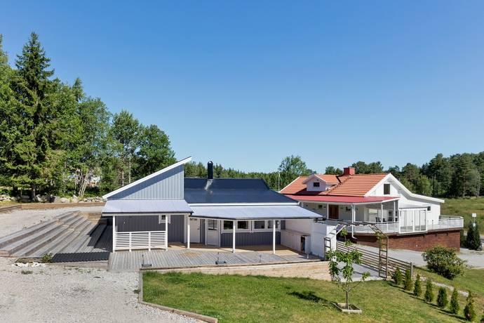 Bild: 4 rum villa på Nordhaga 117, Orust kommun Långelanda