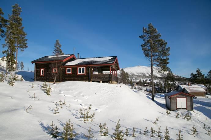 Bild: 3 rum fritidshus på Höglandet Harrvägen 22, Härjedalens kommun Lofsdalen