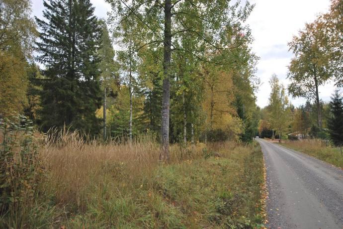 Bild: tomt på Rörmyra, Bälinge, Uppsala kommun