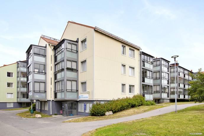 Bild: 3 rum bostadsrätt på Krongårdsringen 24, Luleå kommun Örnäset
