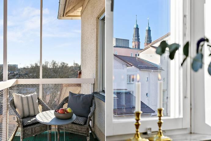 Bild: 5 rum bostadsrätt på Zinkens väg 37, Stockholms kommun Södermalm-Högalid