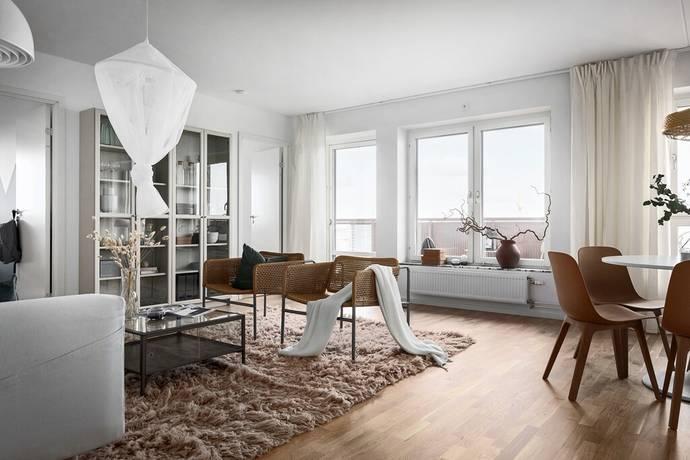 Bild: 3 rum bostadsrätt på Årstaskogs Väg 9 B, Stockholms kommun Årstaberg