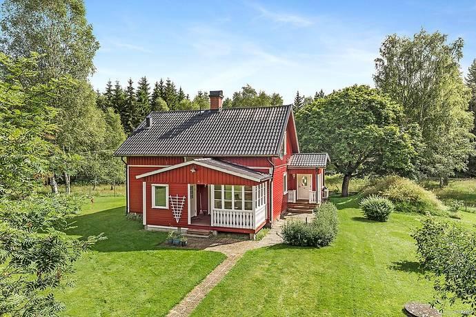 Bild: 5 rum villa på Aspåsen Aspåssätern, Hagfors kommun Sunnemo