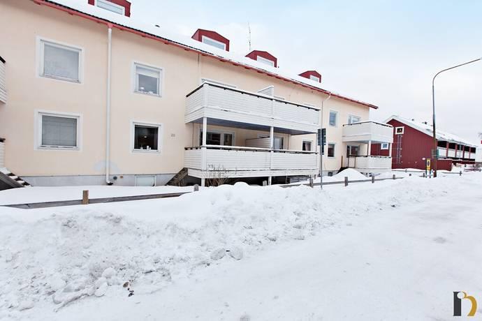 Bild: 3 rum bostadsrätt på Borgvägen 25a, Umeå kommun Teg