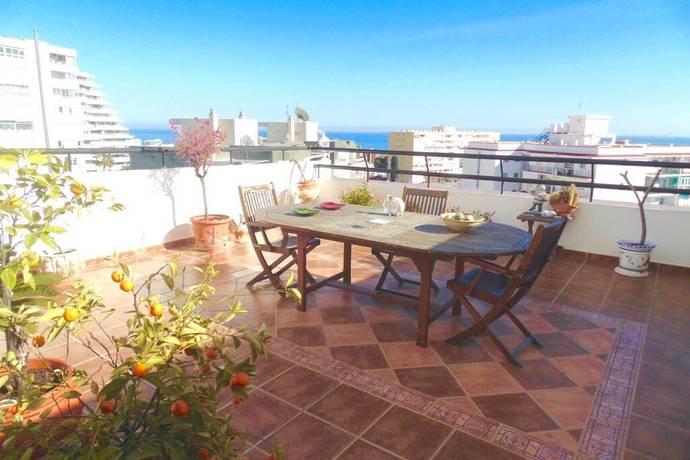 Bild: 6 rum bostadsrätt på Penthouse i Benalmadena med härlig utsikt, Spanien Benalmadena