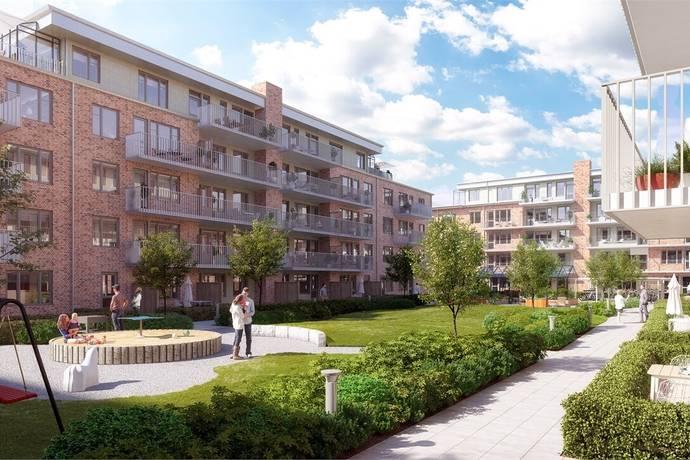 Bild: 4 rum bostadsrätt på Eleonoragatan 15, Eskilstuna kommun Norra Munktellstaden