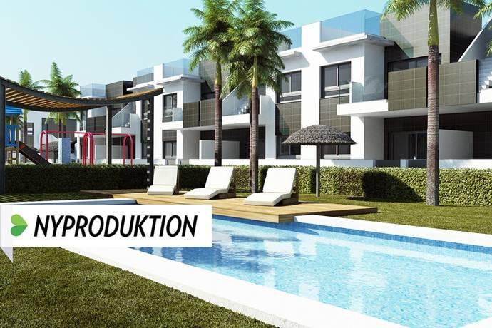 Bild: 3 rum bostadsrätt på Nya, fräscha markplanslägenheter inkl. vitvaror & A/C, Spanien Costa Blanca - Pilar de la Horadada