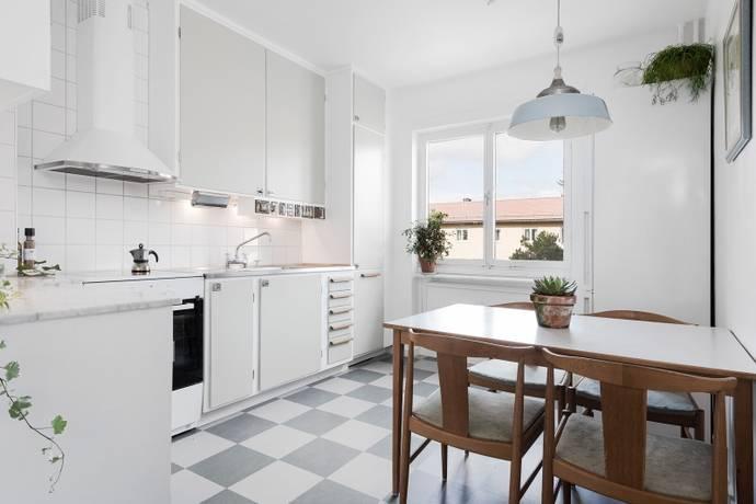 Bild: 3 rum bostadsrätt på Hässleholmsvägen 7, Stockholms kommun Björkhagen