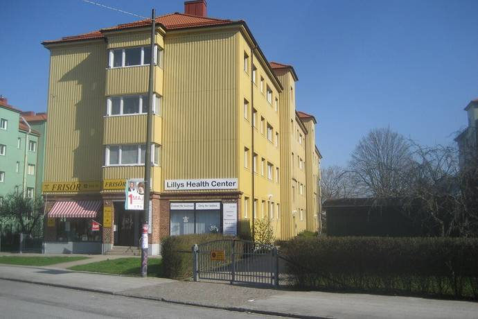 Bild: 2 rum bostadsrätt på Lönngatan 48F, Malmö kommun Lönngården