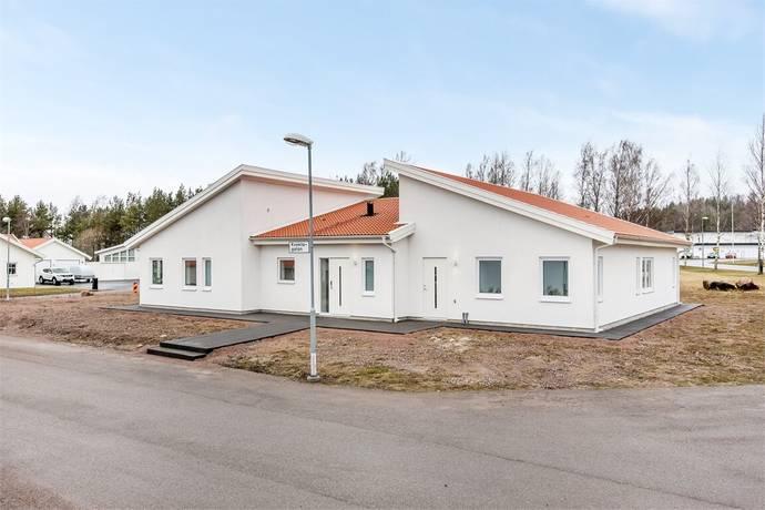 Bild: 6 rum villa på Knektagatan 6, Mjölby kommun Ryttarhagen