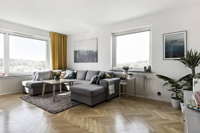 Bild: 3 rum bostadsrätt på Fiolgatan 2, Göteborgs kommun Ruddalen