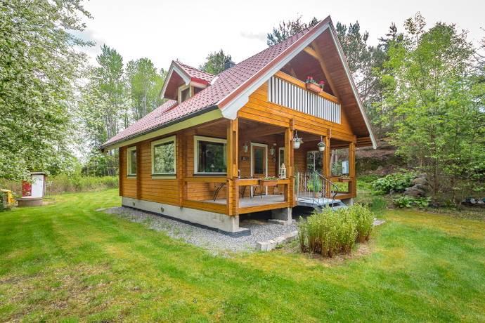 Bild: 3 rum villa på Medby  Kålvikkas 2, Strömstads kommun