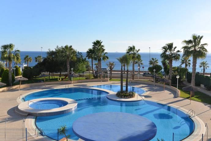 Bild: 3 rum bostadsrätt på Exklusiv 3:a med havsutsikt, Cabo Roig, Spanien Orihuela Costa / Costa Blanca