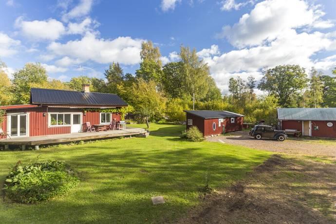 Bild: 4 rum villa på Abborrevägen 20, Örebro kommun Ekeby-Almby