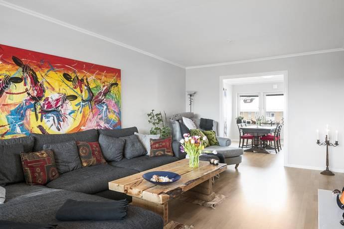 Bild: 5 rum bostadsrätt på Östra Förstadsgatan 17 B, Malmö kommun Slussen