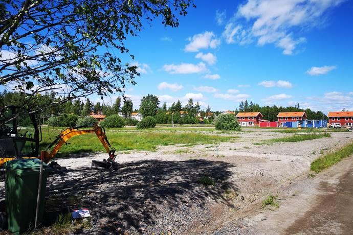 Bild: tomt på Toverud 110, Hammarö kommun