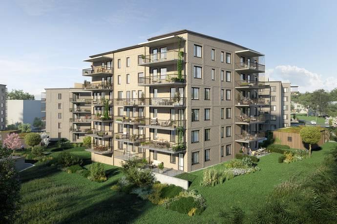 Bild: 4 rum bostadsrätt på Vipeholms Allé, Lunds kommun Centralt Lund