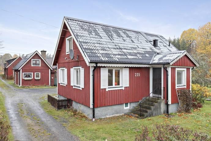 Bild: 3 rum villa på Gungvalavägen 235, Karlshamns kommun Mörrum