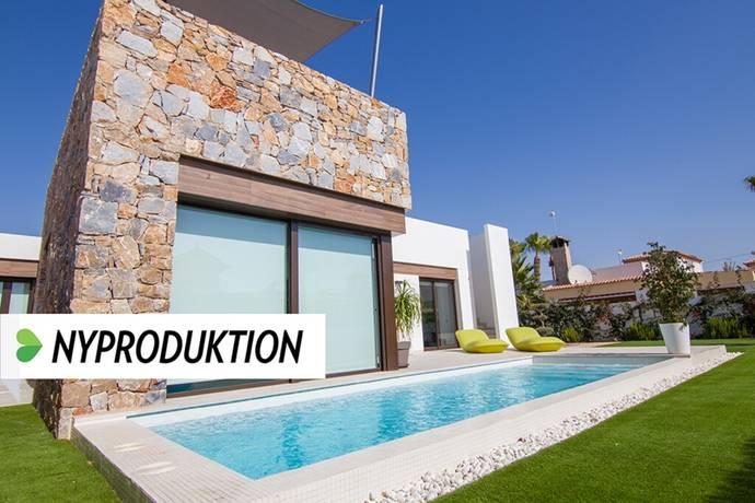 Bild: 3 rum villa på Modern villa på härlig höjd, Spanien Torrevieja Söder - Lomas de Cabo Roig