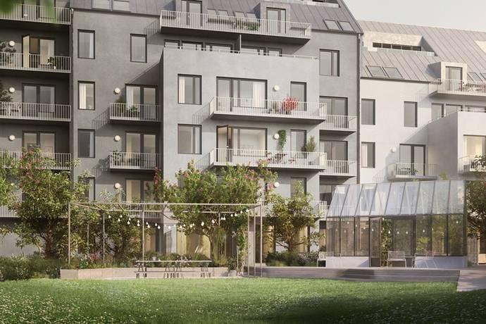 Bild: 3 rum bostadsrätt på Strandvägen, Sollentuna kommun Edsviken