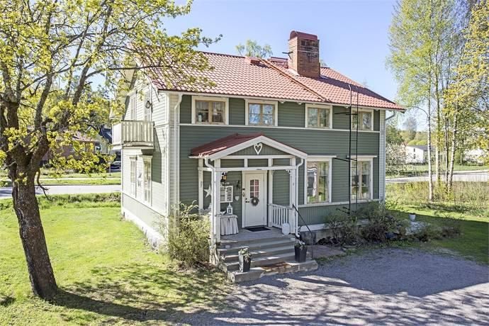 Bild: 6 rum villa på Lamholmsgatan 1, Söderhamns kommun Stugsund