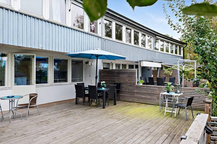 Bild: 5 rum radhus på Banjogatan 43, Göteborgs kommun