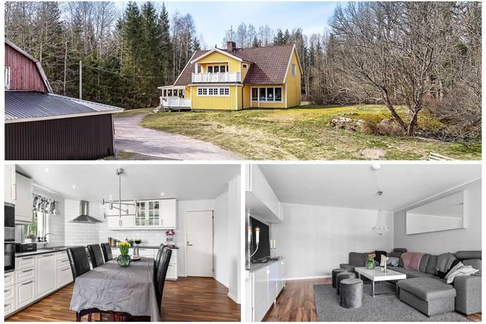 Bild: 6 rum villa på Skarbo 105, Vänersborgs kommun Grunsbo