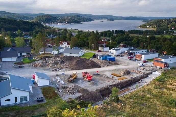 Bild: 150 m² tomt på Dalaängsvägen 21, Uddevalla kommun