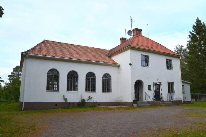 Bild: 6 rum villa på Buntvägen 1, Söderhamns kommun LJUSNE
